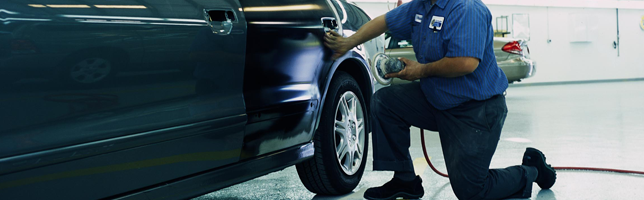 auto body repair arlington va